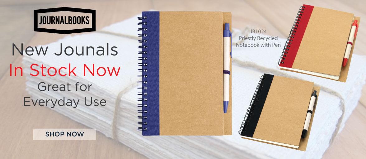 2019 New Journalbooks