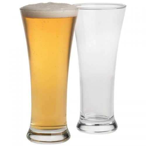 Pilsener Beer Glass Set