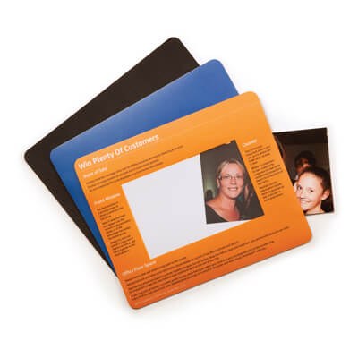 mm003 Photo Frame Mousemat